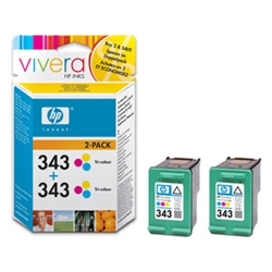Hewlett Packard [HP] No.343 Inkjet Cartridge